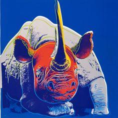 warhol endangered species series | Andy Warhol's endangered species three decades on