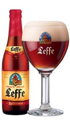 Cerveja Leffe Radieuse - Cervejaria Abbaye de Leffe