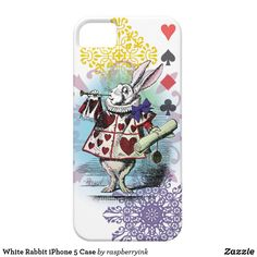 Customisable alice in wonderland gifts - t-shirts, posters, mugs, accessories and more from Zazzle. Choose your favourite alice in wonderland gift from thousands of available products. Iphone 5 Cases, 5s Cases, New Iphone, Iphone Se, Apple Iphone, Were All Mad Here, Images Google, Plastic Case, Alice In Wonderland