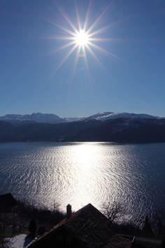 Der Hardangerfjord und der Gletscher Folgefonna in Norwegen. Foto von Geir Henning Lossius Stuhaug, via 500px