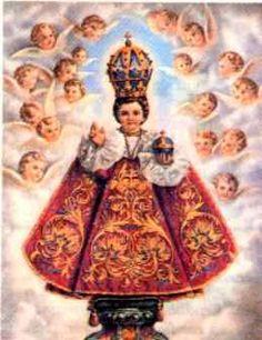 Novena al Niño Jesús de Praga