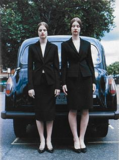 Amateur Photography in London by Tim Walker, Vogue Italia October 1998 'Wait until your subject is ready'