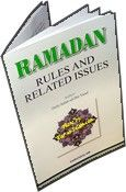 RAMADAN RULES AND RELATED ISSUES  http://www.muslimzon.com/RAMADAN-Rules-and-related-Issues_p_2486.html  Contact Us: Phone: 505-510-2843 www.muslimzon.com