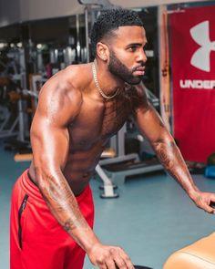 "Jason Derulo on Instagram: ""Did u workout today?"" Hot Black Guys, Fine Black Men, Gorgeous Black Men, Cute Black Boys, Handsome Black Men, Fine Men, Beautiful Men, Handsome Faces, Jason Derulo"