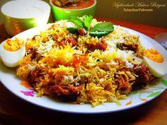 Pakwaan Zaiqedaar: Hyderabadi Mutton Biryani (kachchi Yaqni)