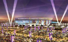25 Futuristic NFL Stadium Designs - The Penalty Flag