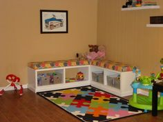 Piper's Play area