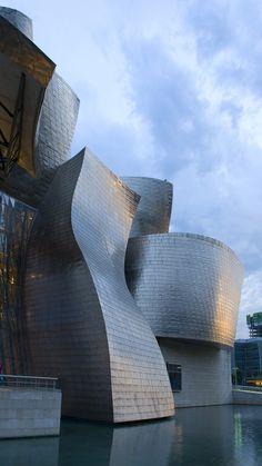 Guggenheim Museum, the Guggenheim Museum Bilbao, the Peggy Guggenheim Museum, and the Guggenheim Abu Dhabi. Guggenheim Abu Dhabi, Guggenheim Museum Bilbao, Amazing Architecture, Art And Architecture, Architecture Details, Contemporary Architecture, Contemporary Art, Peggy Guggenheim, Frank Gehry