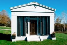 View our classic mausoleum gallery. Learn about the The Bach Mausoleum. From Forever Legacy, America's Premiere mausoleum builders. Types Of Granite, Black Granite, Come And Go, Site Design, Old World, Facade, Gazebo, Taj Mahal, Entrance