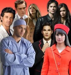 Vote For TV's Sexiest Cast: Round Five. Poll ends Sunday, 3pmEST. Community is up against Castle. Fillion fans are legion. VOTE! #ForGREENDALE