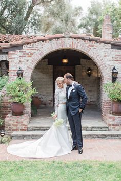 #Fitzperfectly from Morgan Stewart & Brendan Fitzpatrick's Wedding Album #RichKids of Beverly Hills stars Morgan Stewart and Brendan Fitzpatrick tied the knot in front of 150 guests on May 7, 2016 at the beautiful Hummingbird Nest Ranch just outside Los Angeles. Check out all of the cast's photos from the romantic wedding celebration!