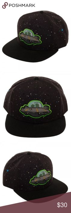 I just added this listing on Poshmark: Rick and Morty SPACE SHIP Snapback Hat Official. #shopmycloset #poshmark #fashion #shopping #style #forsale #Bioworld #Other