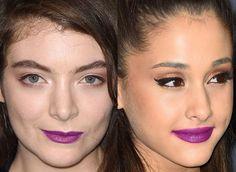 Maquiagem MTV VMA Lorde, Ariana Grande!