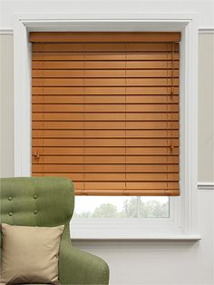 This blind is universally loved, it will look superb in both traditional and modern settings while lending warmth to any colour scheme. #wooden #venetian #blinds