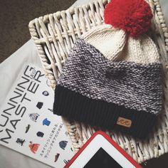 Handmade cotton hat