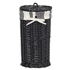 Living & Co Basket Gris 19cm x 35cm
