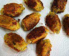 Pastéis de Batata Doce (salgados)