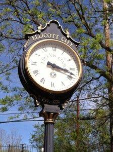 Exploring Historic Ellicott City