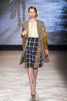 New Upcoming Designers | Milão | Inverno 2015 RTW