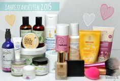 JAHRESFAVORITEN  ♥ Make-Up, Haut- & Haarpflege   Ich habe mich zu lange darauf gefreut, euch meine Top Beauty-Produkte zu zeigen:) Es gibt so viele tolle Produkte (dabei viel Naturkosmetik), die ich im letzten Jahr entdeckt habe.