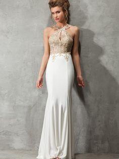 – 2519 Vestido Moda Cafe Fashion New York Branco Ivory Ivory, New York, Bride, Formal Dresses, Fashion, Vestidos, Wedding Bride, Dresses For Formal, Moda