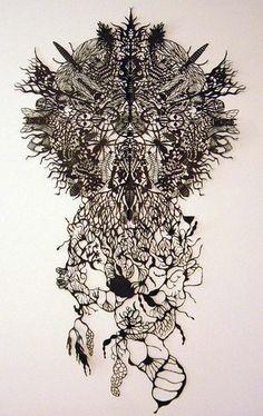 Allure.  Artwork by Kako Ueda