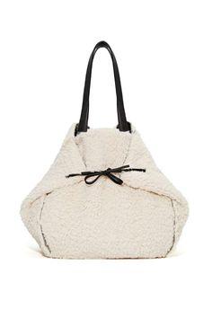Shear Madness Reversible Bag | Shop The Temp Drop Shop at Nasty Gal