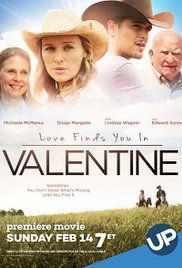 Love Finds You in Valentine Poster