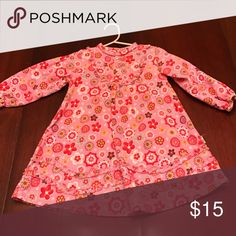 VGUC Le Top corduroy tunic/dress, size 2T So cute! Worn once, no flaws or stains. Also have matching sister 12m overalls listed. Le Top Dresses Casual