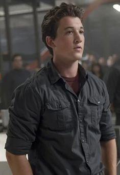 Peter Divergent, Divergent Movie, Tris Prior, Miles Teller, The Spectacular Now, Caleb, Cute Guys, Crushes, Humor