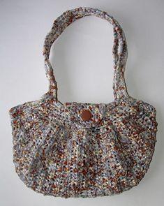 #plarn purse
