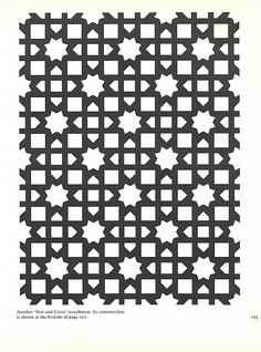 Pattern in Islamic Art - PIA 125