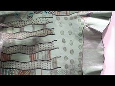 Huguette Caland - Autumn At LA Contemporary - YouTube