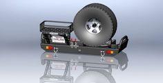 DIY Rear Bumper build thread.