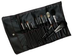 12 PC. SILK BRUSH SET by Royal & Langnickel. $99.99. Makeup Brush Set. A terrific selection of professional grade brushes. A 12 piece set sure to meet every makeup need This set includes: Powder Brush Blush Brush Foundation Concealer MD Eye Shader Smudger Pointed Liner Flat Eyeliner Ange Eyebrow Angle Eye Fluff Lip Brush Double-ended Angle Brow/Lash Brush.