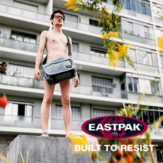 #44 Be part of a secret society | When was the last time you did something for the first time? - Eastpak
