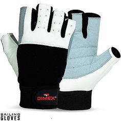 #Sailing gloves cut #short fingers yachting rope sku out door kayak #dinghy fishi,  View more on the LINK: http://www.zeppy.io/product/gb/2/141999298414/