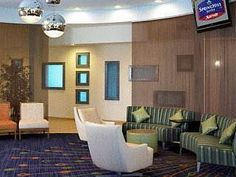 Saint Louis (MO) SpringHill Suites St Louis Airport Earth City Hotel United States, North America SpringHill Suites St Louis Airport Earth City Hote is a popular choice amongst travelers in Saint Louis (MO), whether exploring or just passing through. Offering a variety of facilities and services, the hotel provides all you need for a good night's sleep. Service-minded staff will welcome and guide you at the SpringHill Suites St Louis Airport Earth City Hote. Each guestroom is ...