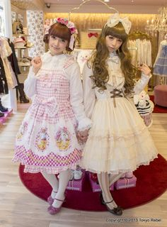 Tokyo Rebel: Misako Aoki x Midori Fukasawa visit Baby, the Stars Shine Brights Harajuku store with us!