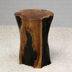 tree trunk coffee table furniture #11