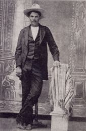One of Texas' deadliest outlaws, John Wesley Hardin, was reputed to be the meanest man alive, an accolade he supposedly earned by killing a man for snoring. He committed his first murder at age 15, and admitted to killing more than 40 men over 27 years.
