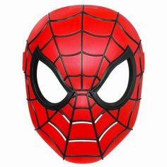 Máscaras de Spiderman para Imprimir Gratis.