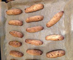 Rezept Baby Dinkelstangen mit Möhre oder Apfel von Acopiara - Rezept der Kategorie Baby-Beikost/Breie
