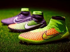 Nike Using Soccer Stars, Vine To Advertise Magista Shoes Best Soccer Cleats, Nike Cleats, Soccer Gear, Soccer Boots, Soccer Stuff, Soccer Equipment, Nike Football, Football Shoes, Football Cleats