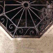 ביובית מכסה בפירנצה