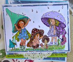 Fasters korthus: Tolo, Pignon and Amanita