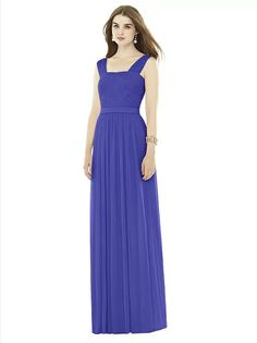 Alfred Sung Style D718 http://www.dessy.com/dresses/bridesmaid/d718/