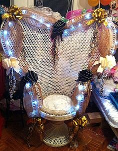 Bridal Shower Chair