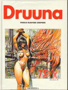 druuna_004 Druuna by Serpieri paolo eleuteri, art illustr, artist galleri, eleuteri serpieri, erot comic, comic book, expos strip
