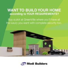 Buy open plots at Shamshabad near Rajiv Gandhi International Airport from Modi Builders, one of the top builders in Hyderabad who provides plots at reasonable prices. For more info visit: http://www.modibuilders.com/current_projects/greenville/